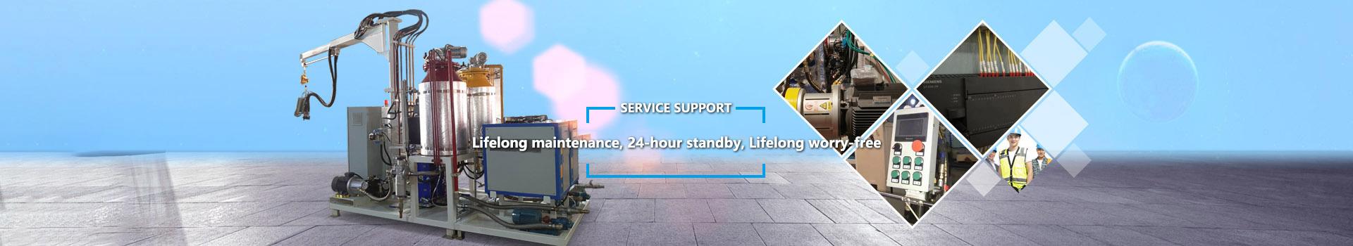 Presales service