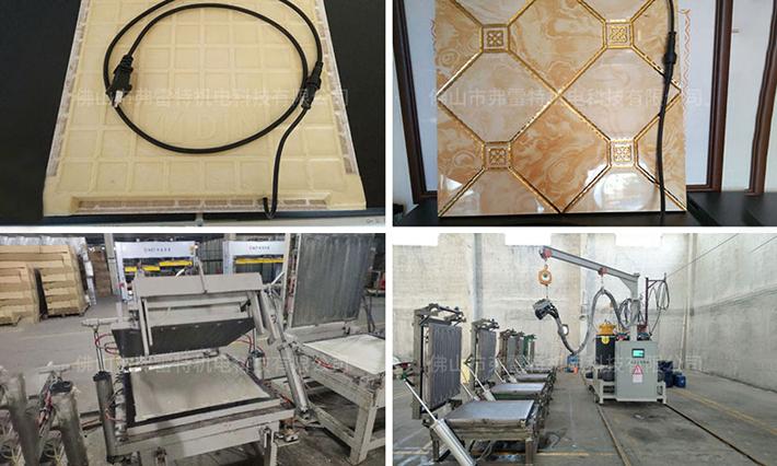 Jinyi pottery floor heating enterprise