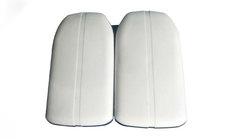 Auto handrail self-skinning soft foam polyurethane high pressure pu foaming machine