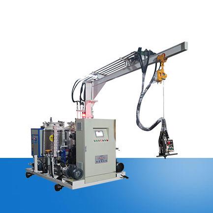 Thermal insulation polyurethane foaming machine
