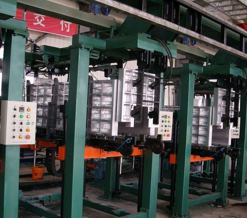 Manufacturer of automatic foaming production line for large freezer
