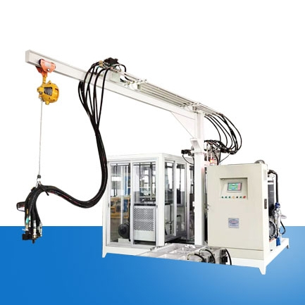 Refrigerator freezer cyclopentane high pressure foaming machine equipment