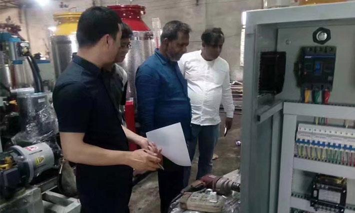 Bengal freezer customer