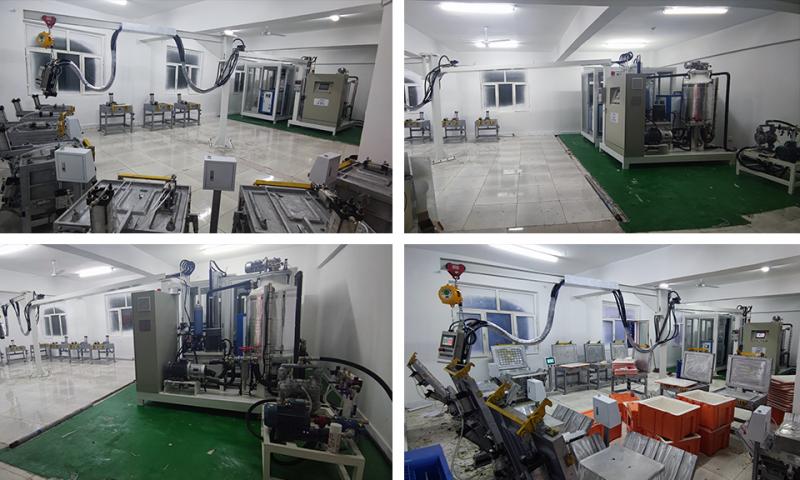 Beijing vaccine incubator cyclopentane high pressure foaming machine