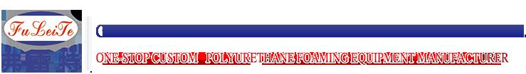 Foaming machine manufacturer