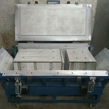 Disinfection cabinet mould