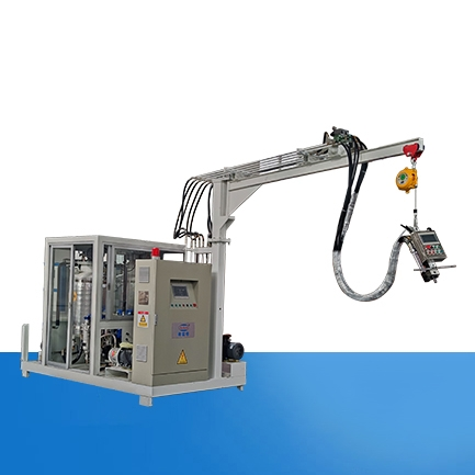 A new type of environment-friendly cyclopentane foaming machine